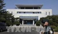 USA und Nordkorea führen 3. Verhandlungsrunde in Panmunjom