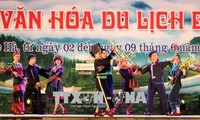 Tourismuswoche Bac Ha in Lao Cai