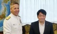 US-Admiral verpflichtet sich zum Schutz Japans nach Streichen gemeinsamer Manöver mit Südkorea