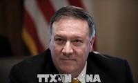 US-Außenminister besucht Nordkorea