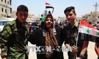 Syrische Opposition einigt sich, Verhandlung mit Russland wiederherzustellen