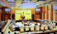 Abschlusssitzung des Ständigen Parlamentsausschusses
