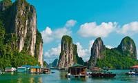 US-Zeitschrift wählt Halong-Bucht zu den Top 100 der schönsten Unesco-Schätze aus
