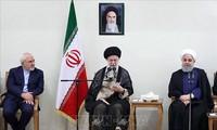 Iran ruft Europa zur Gewährleistung der Atomvereinbarung auf
