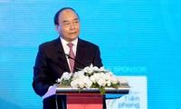 Premierminister Nguyen Xuan Phuc nimmt an Forum für Informationstechnologie und Kommunikation teil