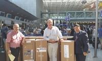 Deutscher WUS hilft vietnamesischen Flutopfern mit 20 Wasserfiltern PAUL