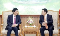 Balancierten und nachhaltigen Handel zwischen Vietnam und China fördern