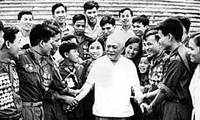 Aktivitäten zum 130. Geburtstag des Präsidenten Ton Duc Thang