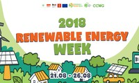 Start der Woche für erneuerbare Energien Vietnams