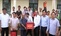 Vizepremierminister Truong Hoa Binh tagt mit Leitung des Kreises Muong Nhe