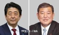 Japan: Premierminister Shinzo Abe hat hohe Unterstützungsrate vor der Wahl des LDP-Vorsitzenden