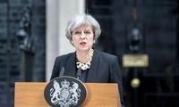 Britische Premierministerin May verpflichtet sich zu Freihandel mit Kenia nach dem Brexit