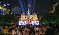 Feierlichkeiten zum Nationalfeiertag in Ho Chi Minh-Stadt