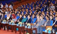 Eröffnung der 14. Konferenz der Asiatischen Organisation Oberster Rechnungskontrollbehörden (ASOSAI)