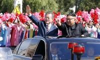 Die Welt begrüßt den 3. Korea-Gipfel