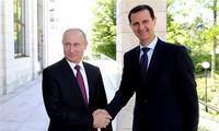 Russland sagt Syrien Hilfe bei Wiedergewinnung der Souveränität zu