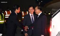 Premierminister Nguyen Xuan Phuc reist nach New York für die Generaldebatte der UN-Generalversammlung