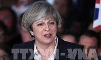 Britische Premierministerin erklärt Ende der Sparpolitik