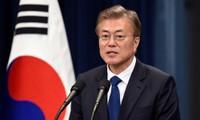 Südkorea will mit Frankreich langwierigen Frieden auf koreanischer Halbinsel aufbauen