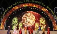 Nationales Kultur-, Sport- und Tourismusfest in Ninh Binh 2018