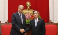 Deutschland beachtet Freundschaft und Zusammenarbeit mit Vietnam