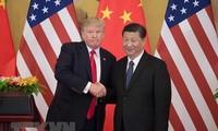 US-Präsident Trump bewertet sein Telefongespräch mit Chinas Staatschef Xi als sehr gut