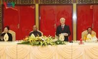 Vietnam-Indien-Beziehungen: zwischen Verbindung von Kultur bis hinzu umfassender strategischer Partnerschaft