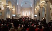 Weihnachtskonzert 2018 in der Cua Bac-Kirche