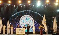 Abschluss des Nationalen Tourismusjahrs Halong-Quang Ninh