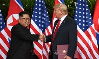 Nordkoreas Medien rufen USA zu geeigneten Aktivitäten auf
