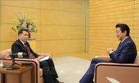 Intensivierung der Beziehungen zwischen Vietnam und Japan