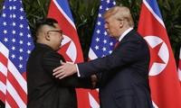 USA und Nordkorea ziehen Austausch von Verbindungsoffizieren in Betracht