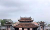 Einzigatige Architektur des Den-Cao-An-Phu-Komplexes
