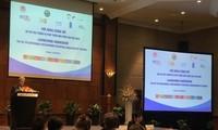 Das Zielpaket zur nachhaltigen Entwicklung Vietnams aufgebaut