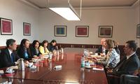 Delegation der vietnamesischen Frauenunion besucht Deutschland