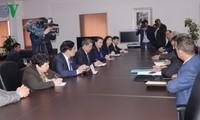 Parlamentspräsidentin Nguyen Thi Kim Ngan trifft Gouverneur der Region Marrakesch-Safi Karim Kassi-Lahlou