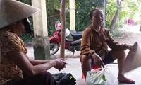 Das Dorf Cong Luong, wo sich nur Männer mit der Feldarbeit beschäftigen