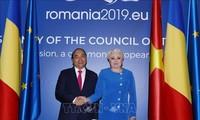 Gemeinsame Erklärung: Vietnam und Rumänien wollen ihre Beziehungen vertiefen
