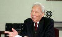 Ehemaliger Staatspräsident Le Duc Anh verstorben