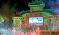Eröffnung des Festivals traditioneller Handwerksberufe in Hue 2019