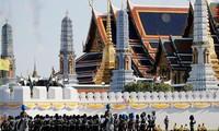 Thailand ist bereit für die Krönung des Königs Rama X