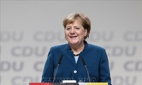 Deutsche Bundeskanzlerin besucht drei afrikanische Länder