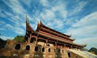Ziel des spirituellen Tourismus der Pagode Tam Chuc – Veranstaltungsort des Vesakfestes 2019