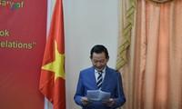 Präsident Ho Chi Minh für Ägypter