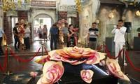 Ausstellung über Doan Ngo-Fest in der Thang Long-Zitadelle