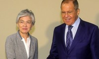 Südkoreas Außenministerin ist optimistisch für Wiederaufnahme von Atomverhandlungen