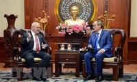 Ho Chi Minh Stadt und USA kooperieren verstärkt in Entwicklung von Arbeitskräften