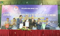 Vietnam und Deutschland arbeiten in Fußballentwicklung zusammen