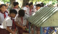 Ein Haus für 100 vietnamesische Dong der Kinder in Go Quao