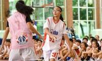 Vietnam hat zum ersten Mal Vertreter in Top-10 Jr.NBA Asien